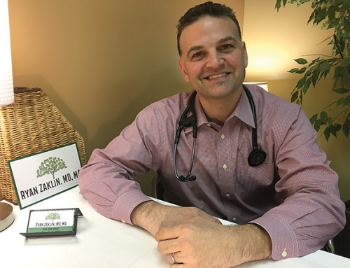 MARTINI TALK: Straight Up With Integrative Medicine Physician Ryan Zaklin