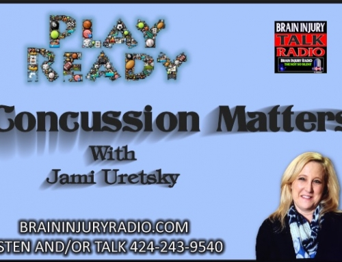 MARTINI TALK: Straight Up with Concussion Mom, Jami Uretsky